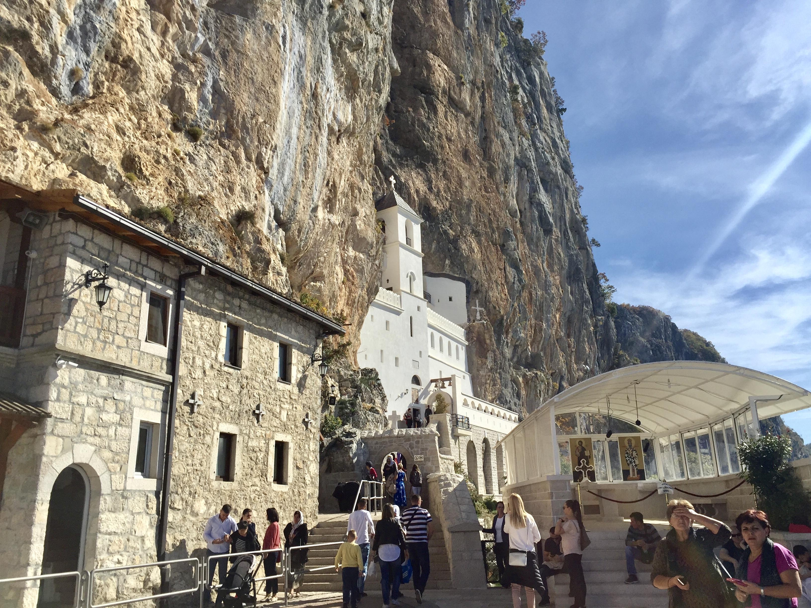 Alltagsträumer - Montenegro - Monastir Ostrog
