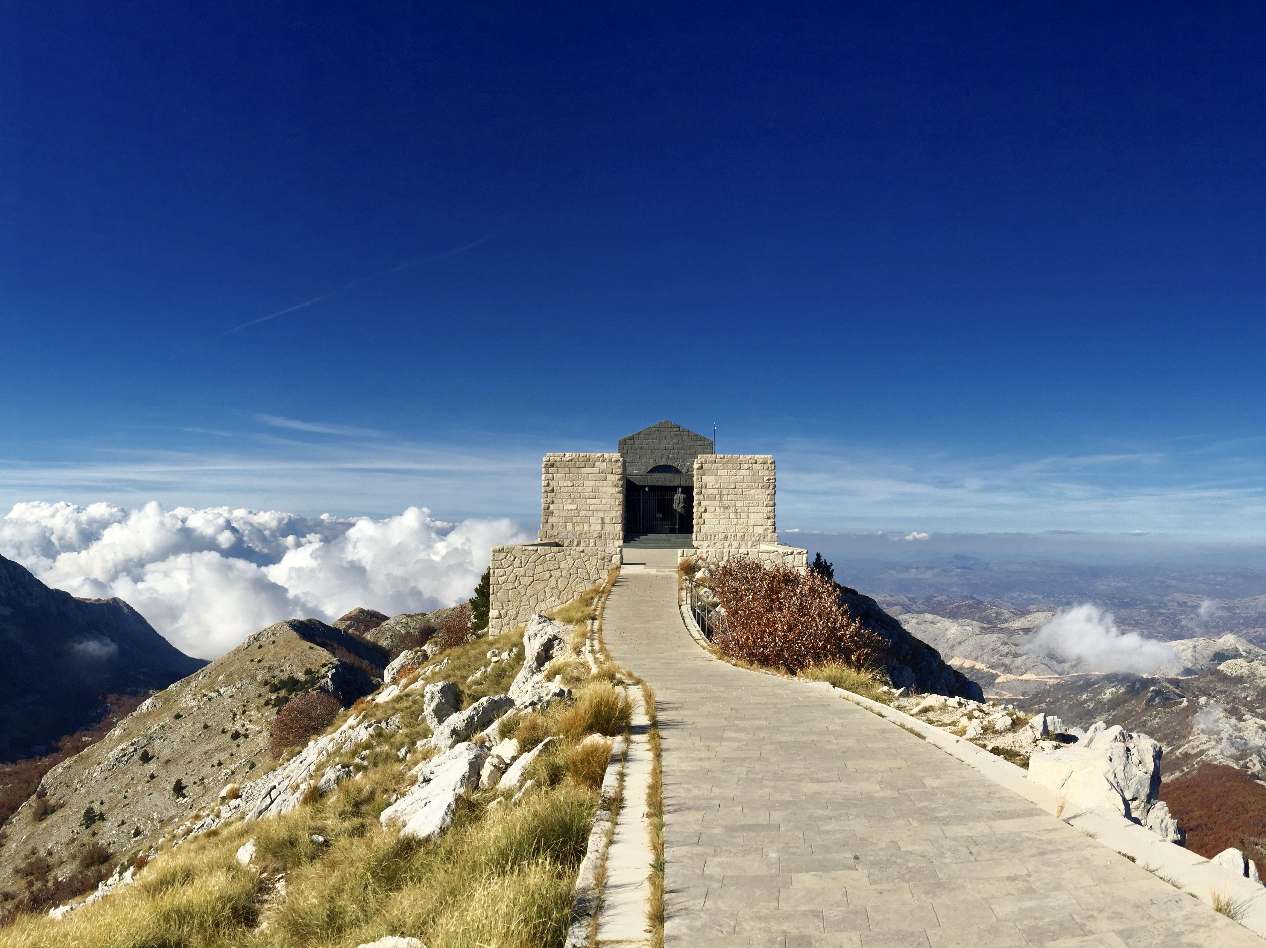 Alltagsträumer - Montenegro - Njegos Mausoleum