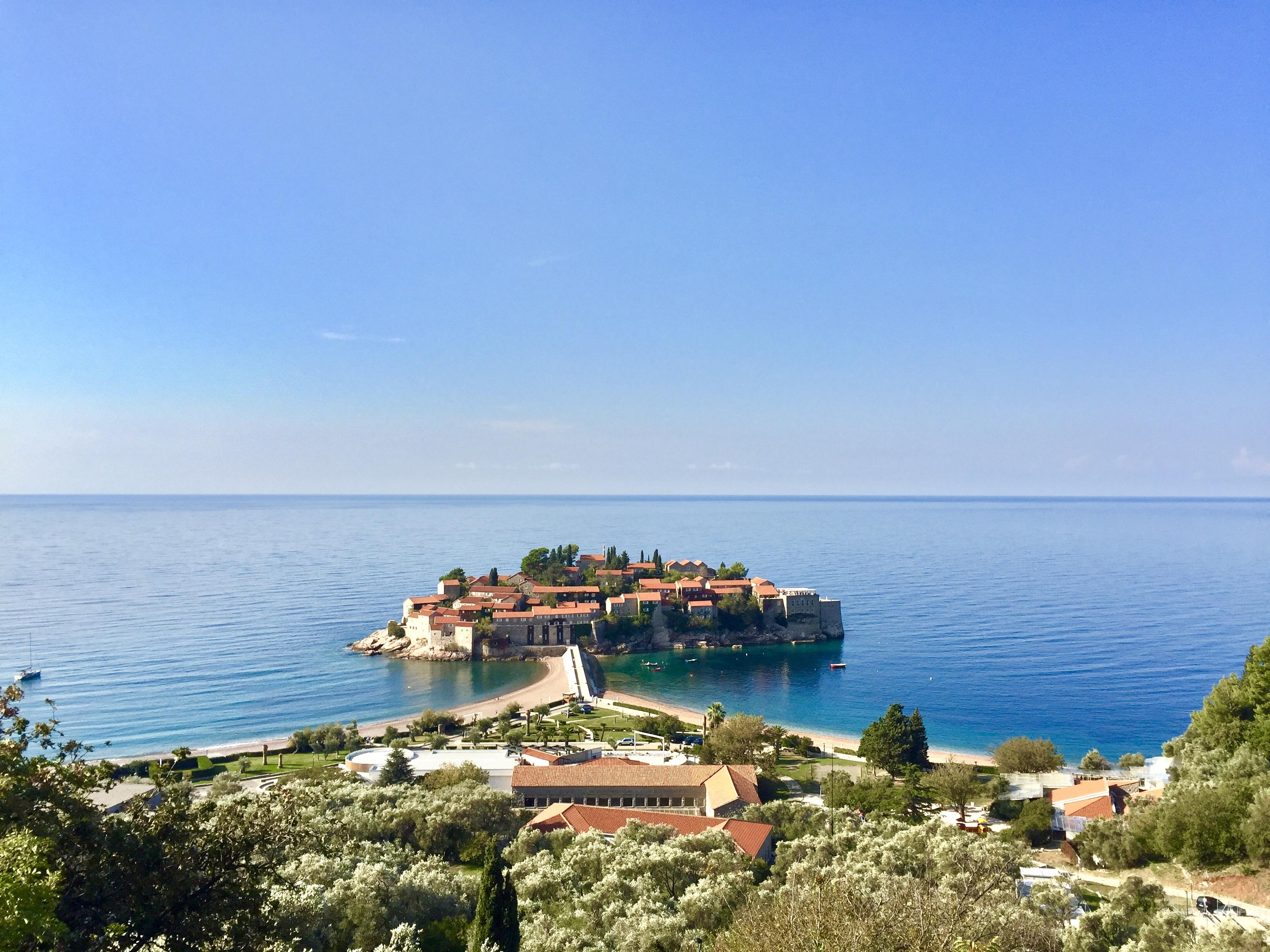 Alltagsträumer - Montenegro - Sveti Stefan